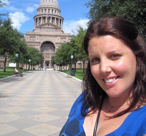 Foreign Correspondent: Charlotte Sandford
