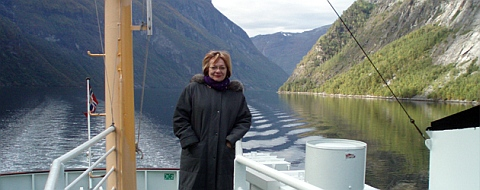 Travel Tales: Bev Malzard