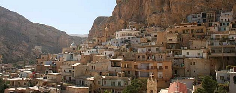 Maaloula, Syria – The City of Ancient Aramaic
