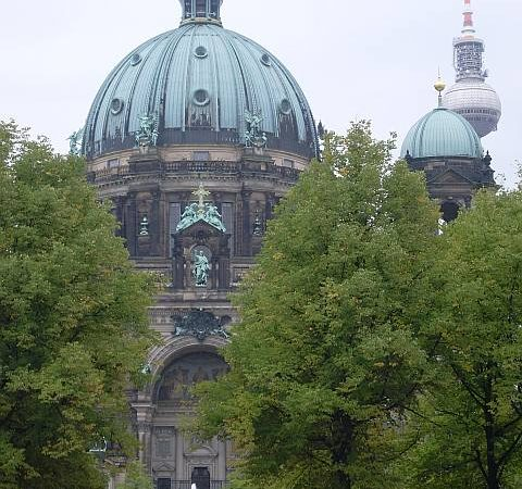 Exploring Berlin by Thea Easterby