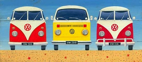 Lisa's Travel Deal of the Week: Campervans for $1 a day! SAY WHA?!