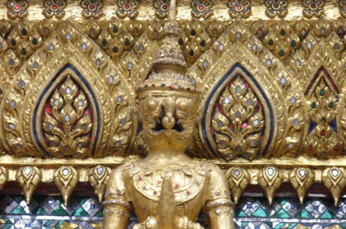 Disco Temple – Wat Phra Kaew, Bangkok