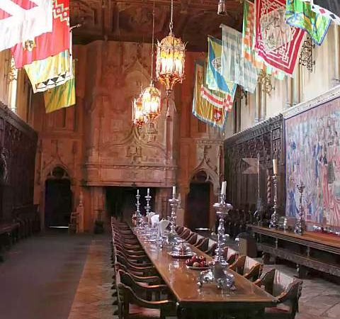 Hearst Castle: The Enchanted Mountain