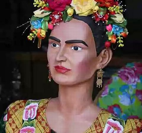 Casa Azul – Frida Kahlo and Diego Riviera's house in Mexico City