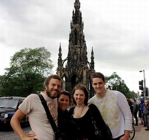 Foreign Correspondent: Chloe Barnes, Edinburgh, Scotland
