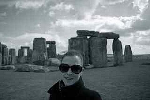 Stonehenge by Georgia Keighery