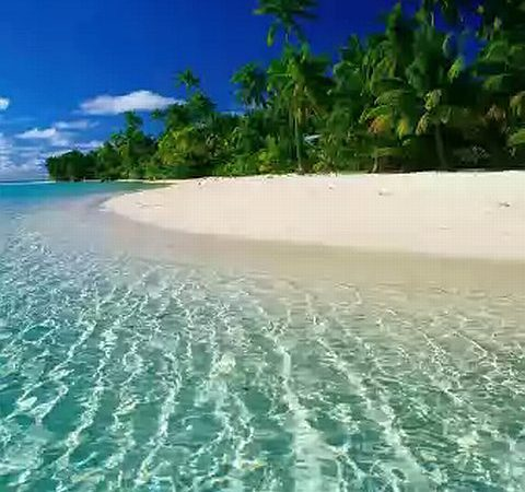 Cook Islands: Just like Hawaii but without the franchises