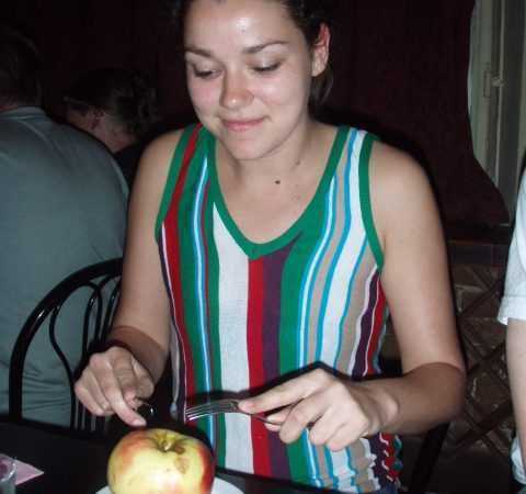 Travelling with a dietary disclaimer by Jen McDermott