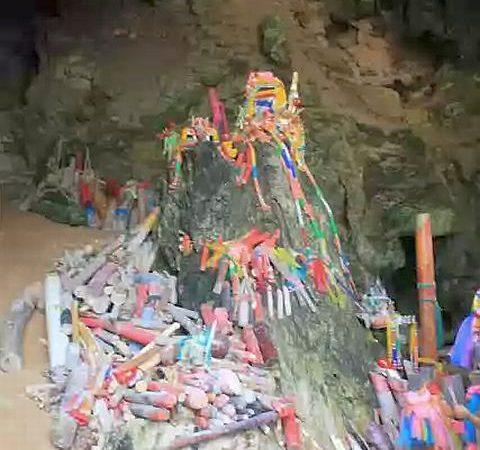 The Cave of Cock: Ao Nang, Krabi