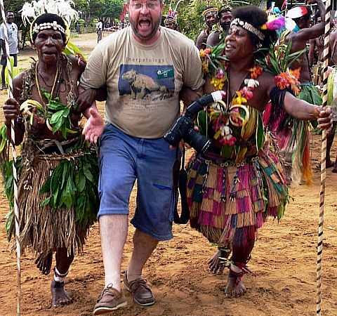 Travel Tales: Roderick Eime, Travel Journalist and Web Publisher