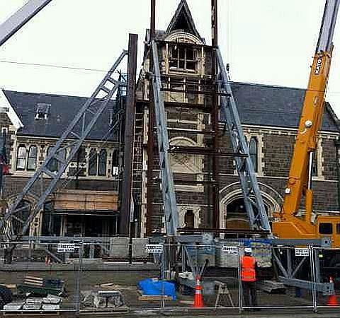 Christchurch is OK