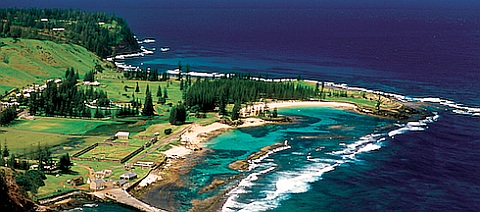 Views with a room: Norfolk Island Accommodation Review