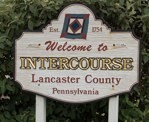 Intercourse Pennsylvania