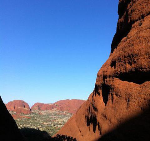 Uluru + Kata Tjuta