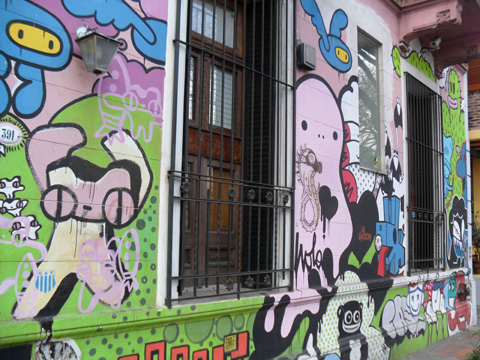Graffitimundo 2