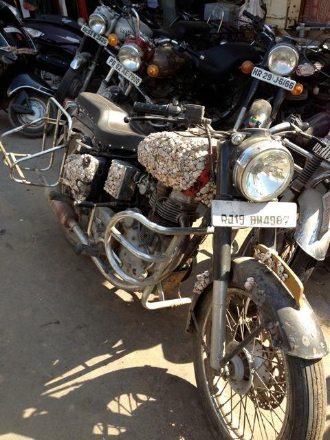 Shell bike