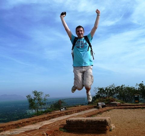Travel Tales: Mark Thomson