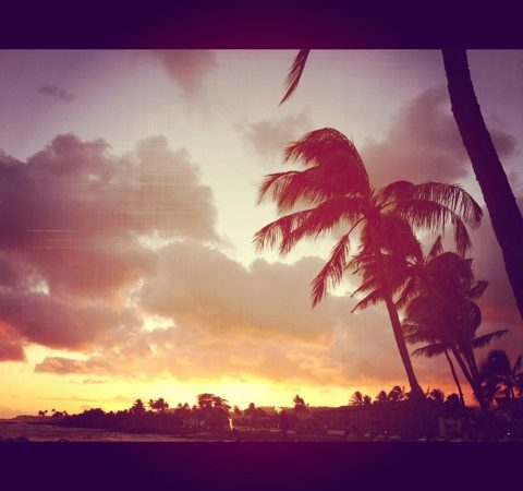 Hawaii – a love story