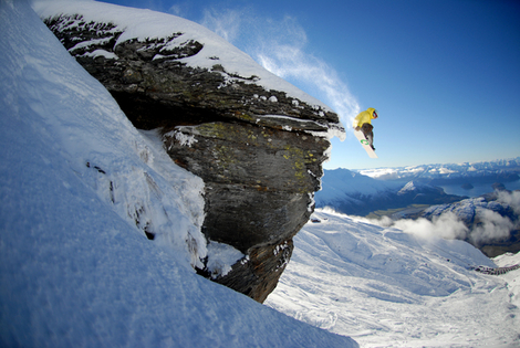 Awesome NZ snow deal: JUCY Campa