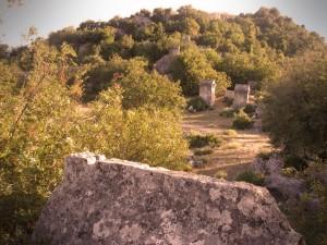 Hoyran-Tombs