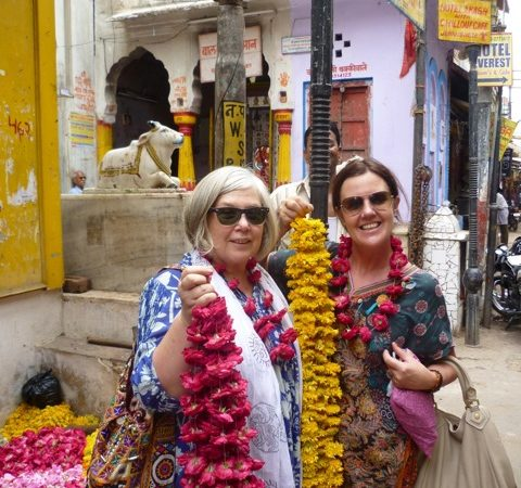 Travel Tales: Helen Byrne