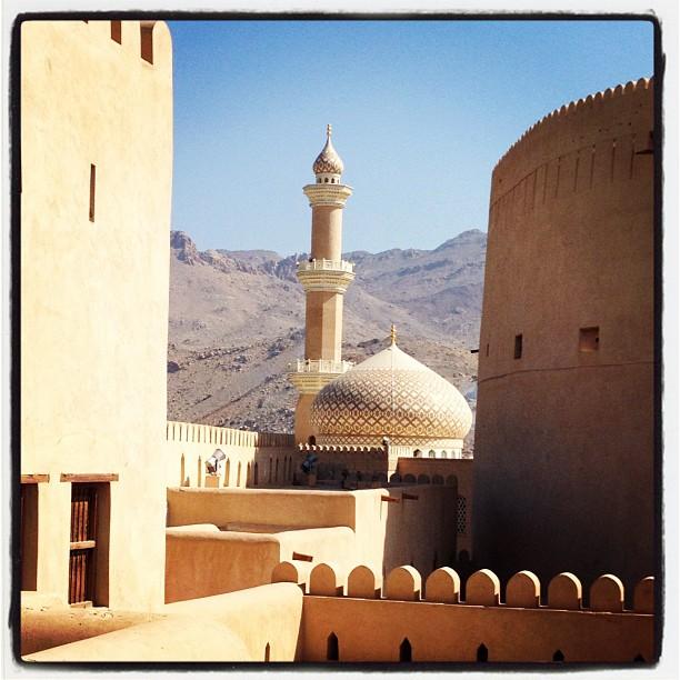Oh man Oman!