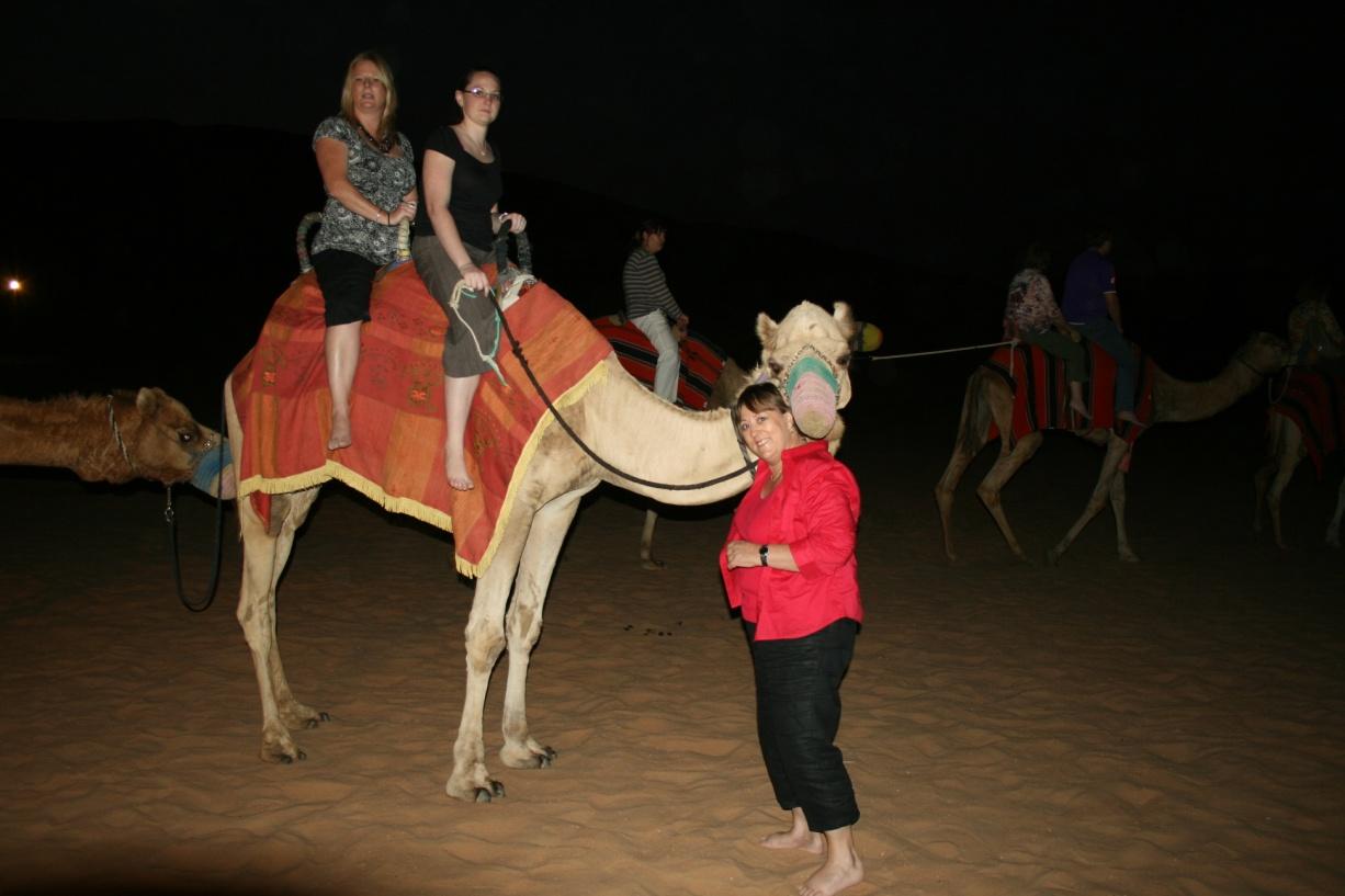 Travel Tales: Dianne Garbin