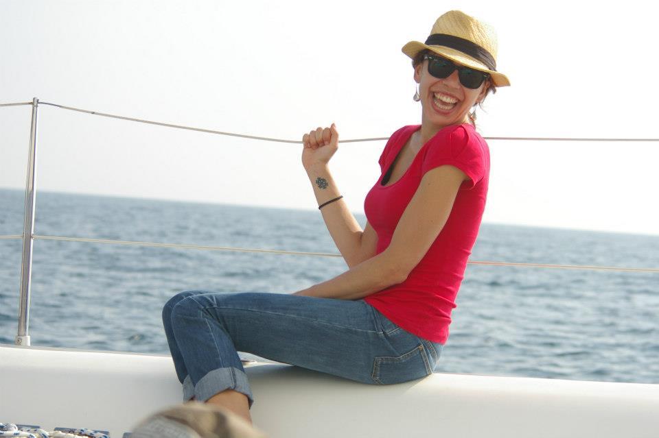 Travel Tales: Claudia Vidor