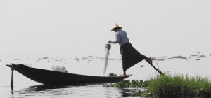 Leg Fisherman of Inle Lake - Travel Indochina