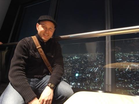 Foreign correspondent: Nathan, Kyoto