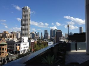 The Diamant Hotel, Potts Point