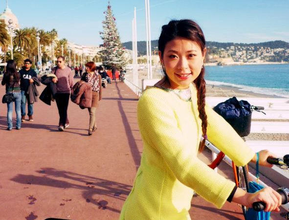 Travel Tales: Juliet Siu
