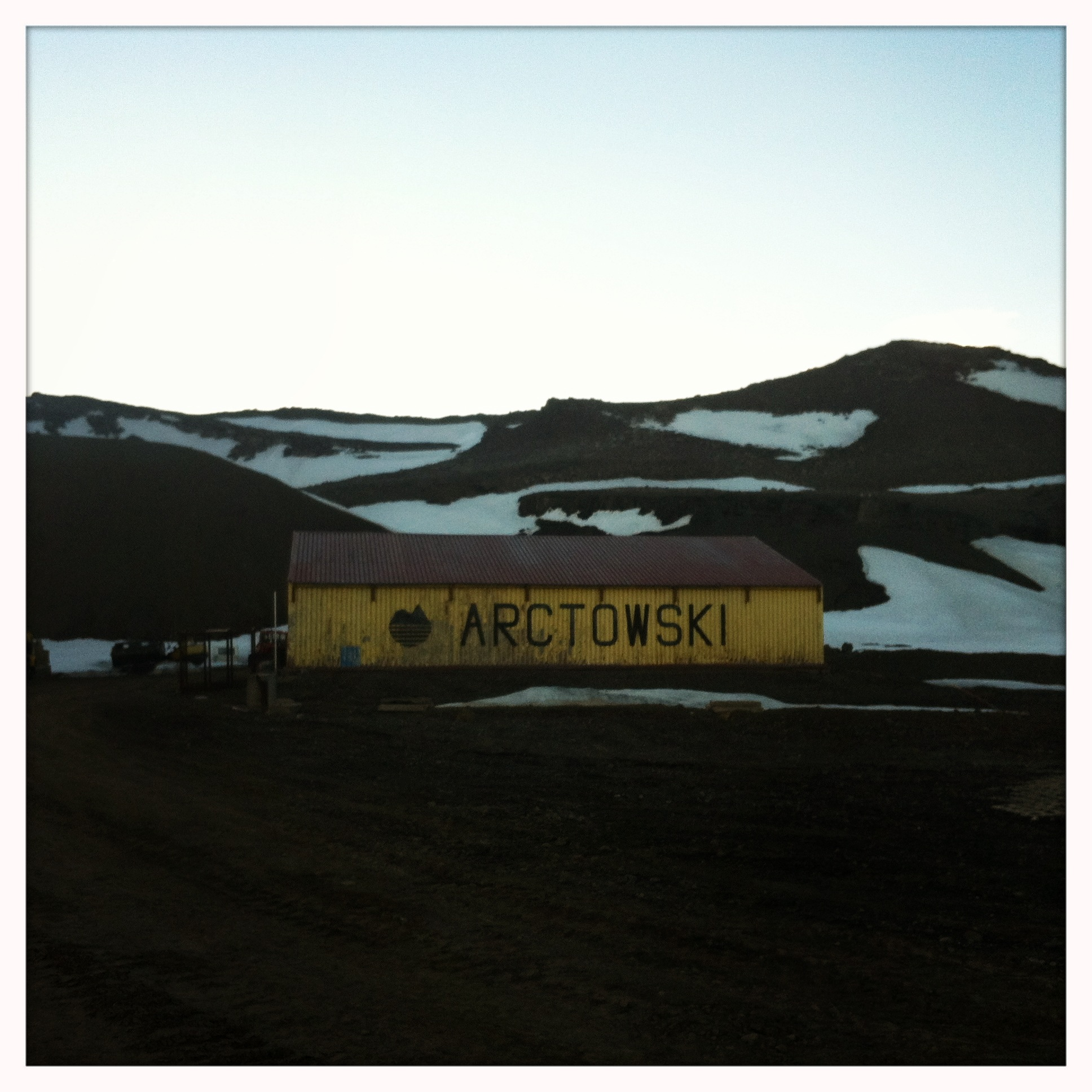 Bar at the bottom of the world