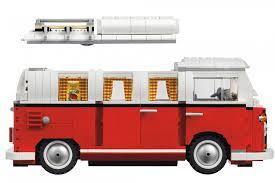 Lego camper