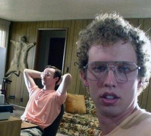 Selfie conscious