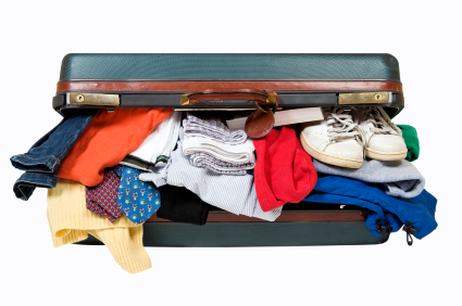 Top four packing tips