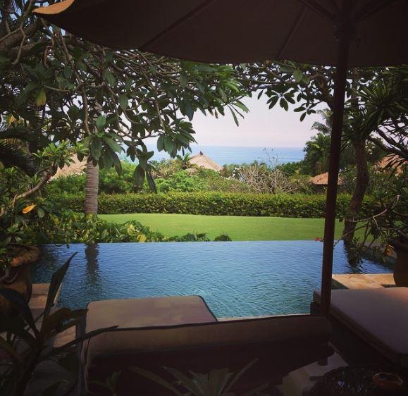 Bali + Ayana Villas + love