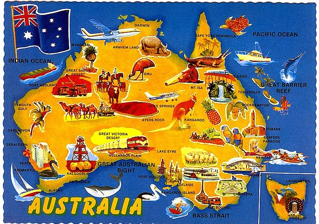 10 things I love about Australia