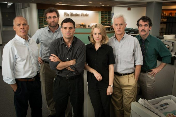 Spotlight: A review