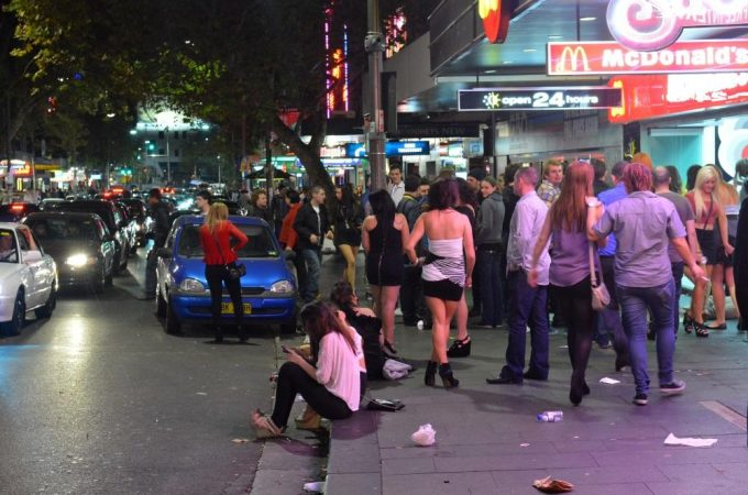 Does Sydney nightlife suck?