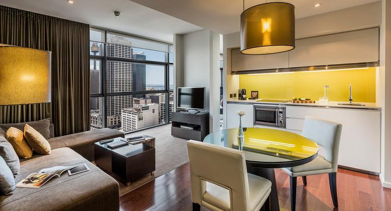 Hotels vs serviced apartments