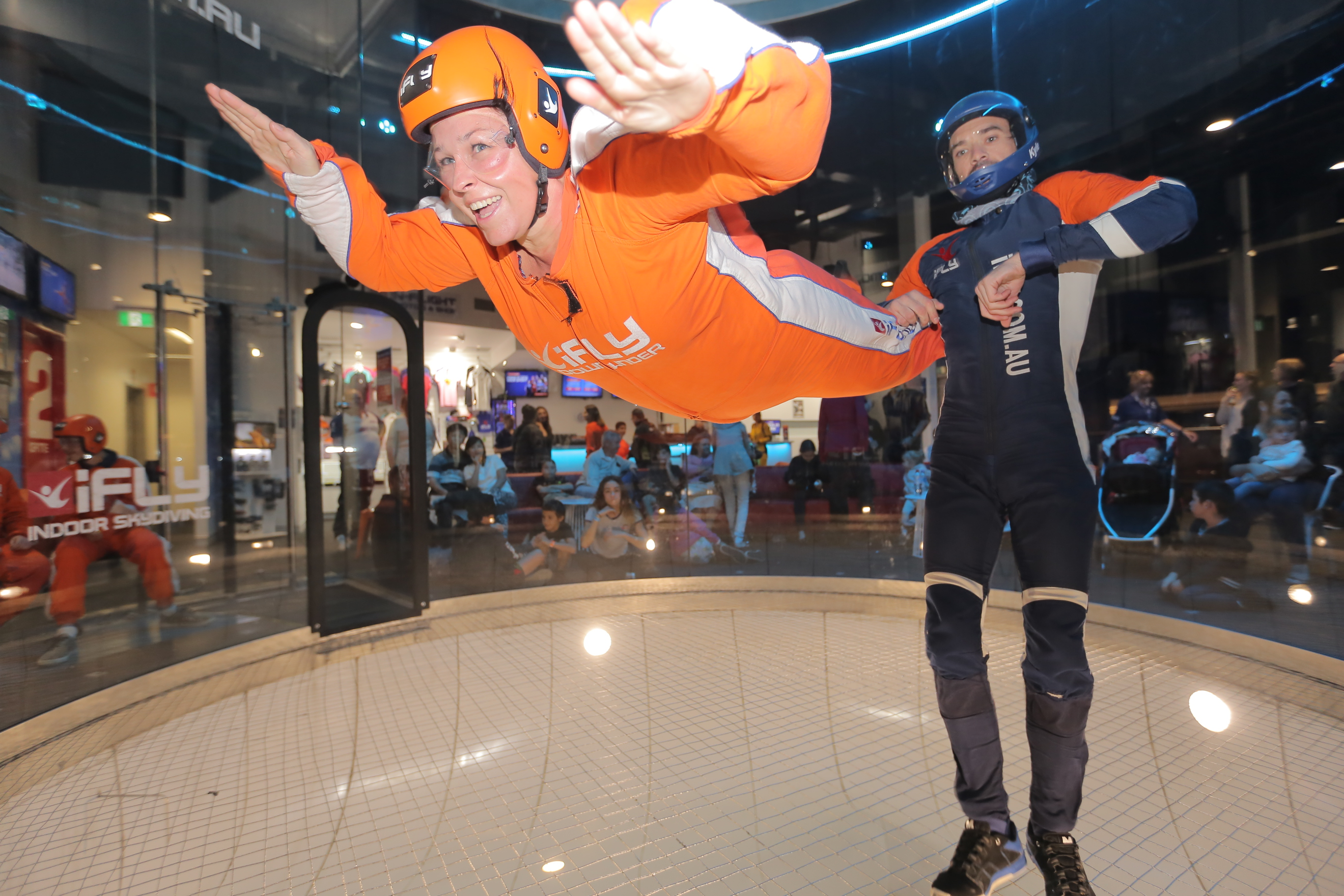 iFly:  A review