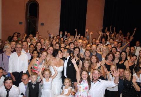 Anthony and Emma wedding