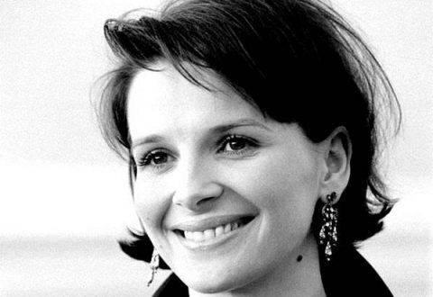 Juliette Binoche is another woman of impossible-to-guess age and beauty