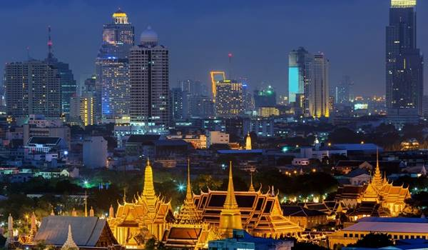 24 hours in Bangkok