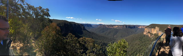 Govett's Leap Blackheath
