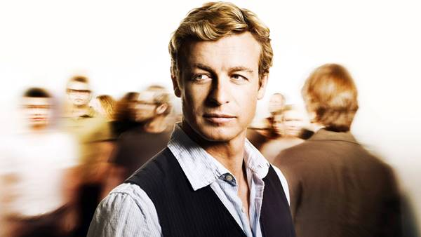 I love Simon Baker's character in The Mentalist (as crappy as that show is). Who doesn't want to read minds?