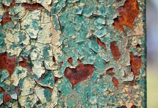 rusted-wall