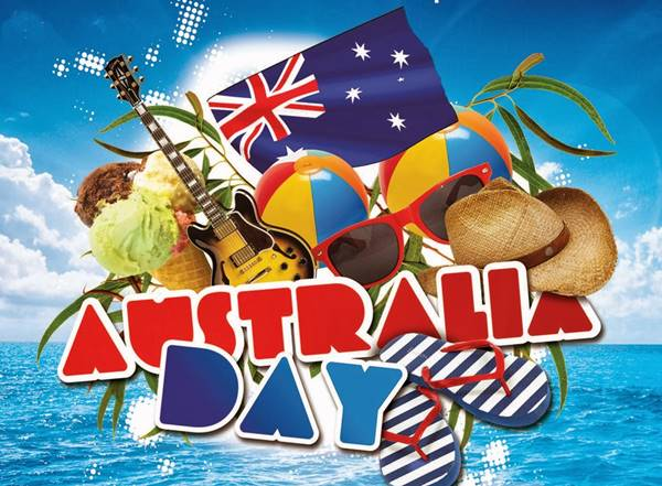 Thoughts on Australia Day