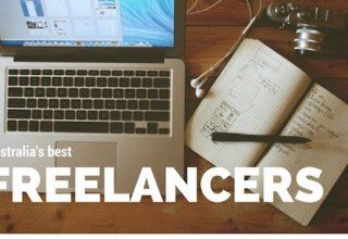 Australian freelancers
